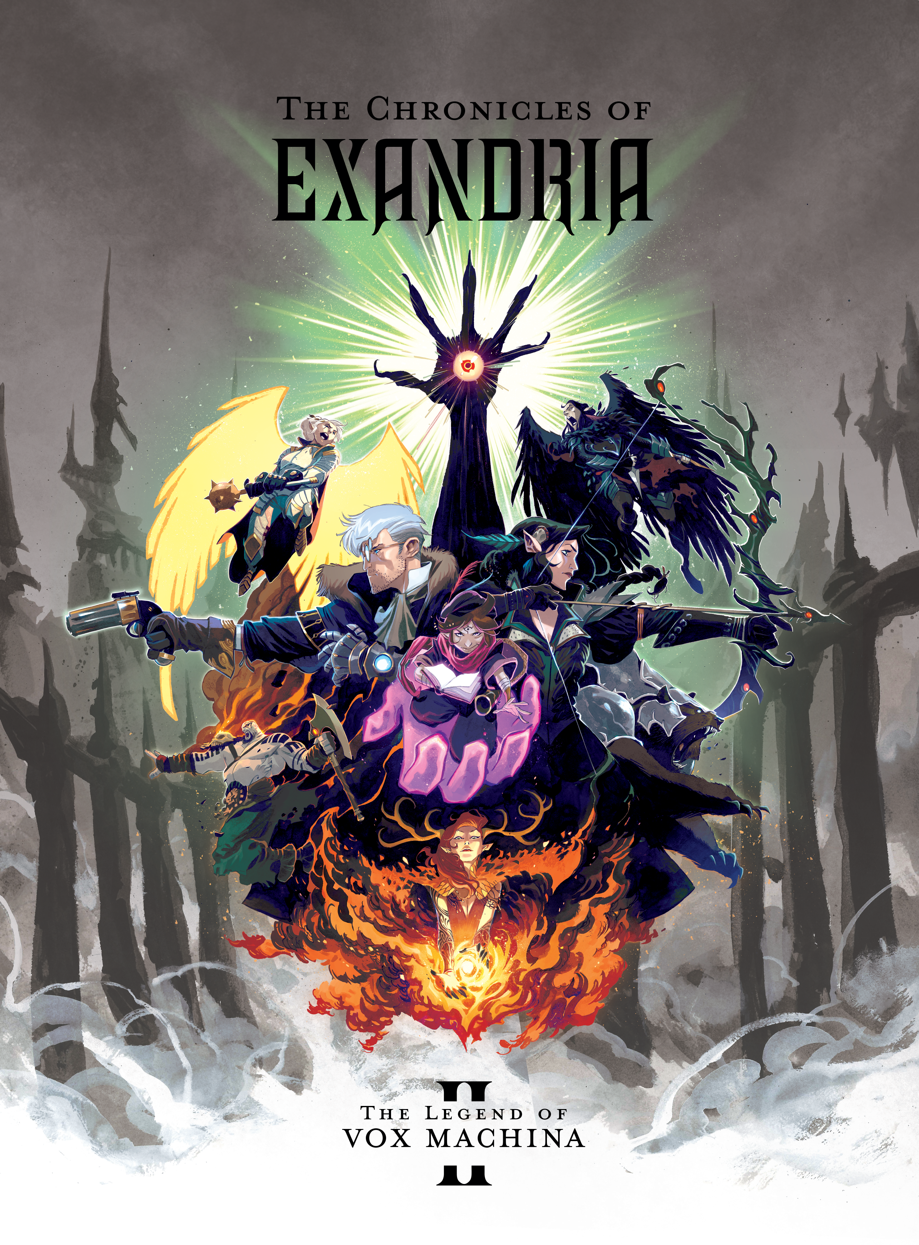 The Chronicles of Exandria