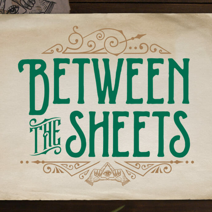 Image result for Between the Sheets critical role logo