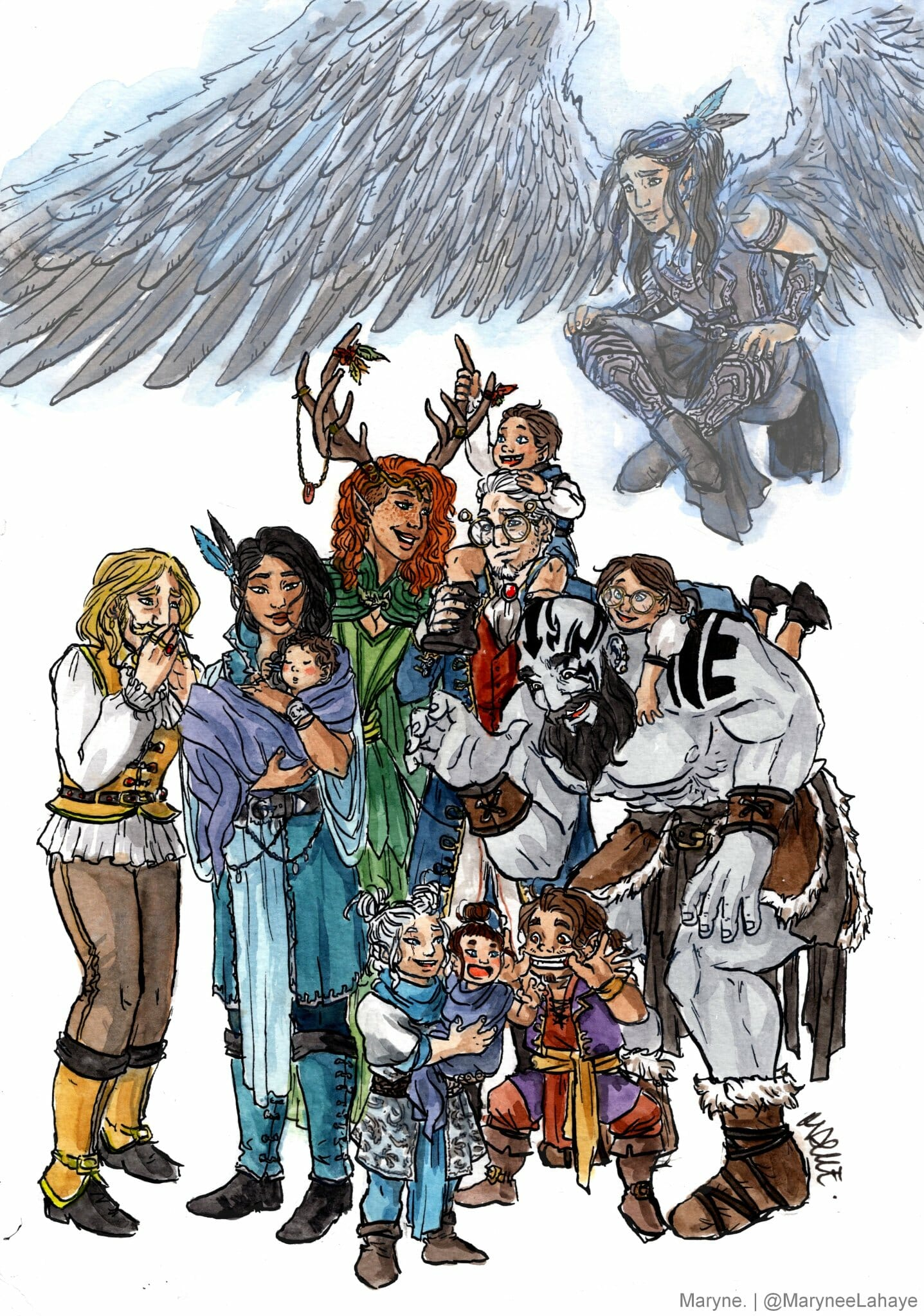 Fan Art Gallery Thanksvoxmachina Critical Role Second, i have this question: fan art gallery thanksvoxmachina